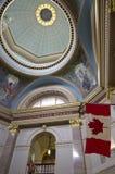 British Columbia Parliament Buildings interiors Stock Photos
