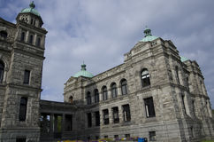 British Columbia Parliament Buildings Royalty Free Stock Image