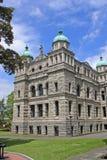 British Columbia Parliament buildings Stock Images
