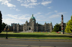 British Columbia Parliament Buildings, Victoria, Canada Stock Photos