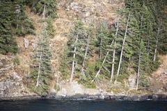 British Columbia's Coastline Stock Photos