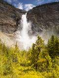 British Columbia, Yoho National Park, Waterfalls Royalty Free Stock Photos