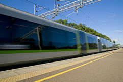 British Commuter Train Stock Photography