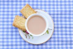 British Cuppa Stock Images
