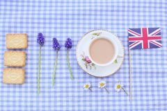 British Cuppa Royalty Free Stock Image