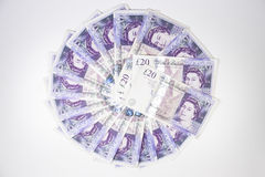 British Currency Royalty Free Stock Image