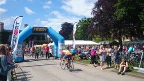 British cycling championships Royalty Free Stock Photography