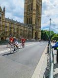 British Cycling Tournament Stock Photos