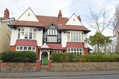 british dom Obrazy Royalty Free