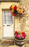 British door Stock Photos