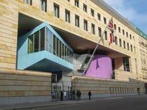 British Embassy Berlin Stock Images