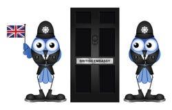 British Embassy Stock Image