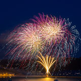 British Firework Championships Stock Images