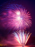British Firework Championships Royalty Free Stock Images