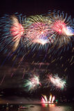British Firework Championships Royalty Free Stock Photo