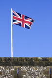 British flag royalty free stock images
