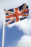 British flag royalty free stock photos