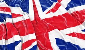 British flag Royalty Free Stock Photography
