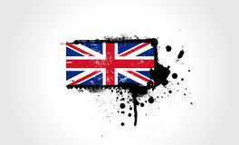 British flag Stock Photos