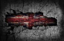 British flag. Royalty Free Stock Images