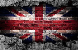British flag. Stock Image