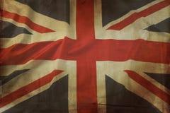 British flag Stock Image