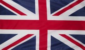 British flag Stock Photography