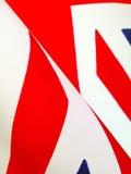 British flag detail Royalty Free Stock Images
