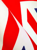 British flag detail Stock Photography