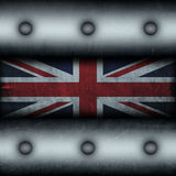 British flag. Royalty Free Stock Photography