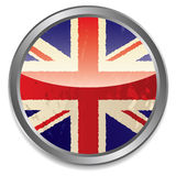 British flag icon Stock Photo