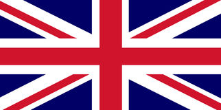British flag Stock Images
