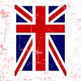 British flag t shirt typography graphics Royalty Free Stock Photos