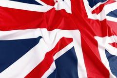 British flag, Union Jack Stock Photo