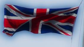 British Flag United Kingdom Stock Photo
