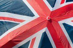 british flaga Zdjęcie Royalty Free
