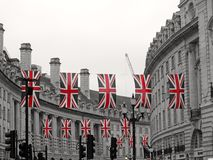 British Flags Stock Images