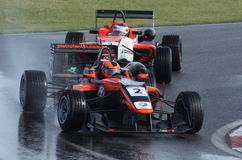 British Formula 3 Championship 2013, Snetterton Royalty Free Stock Photos