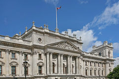 British government building Royalty Free Stock Image