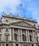British government building Royalty Free Stock Photo