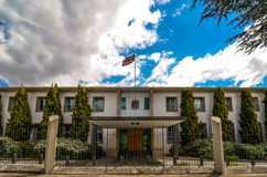 British High Commission, Canberra, Australia Stock Photos