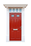 British house door Royalty Free Stock Image