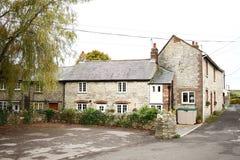 The british house scenic. The british house atmosphere represent the british urban scenic Stock Photo