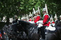 The British Household Cavalry