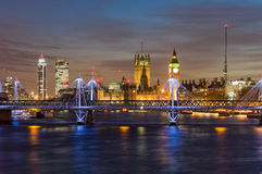 British Houses Of Parliament Royalty Free Stock Images