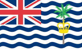 British Indian Ocean Territory Royalty Free Stock Photos