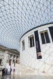 british inre museum Arkivbild