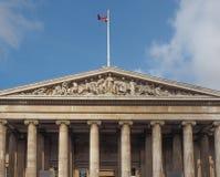 british inre museum Royaltyfri Bild