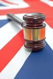 British law Stock Photo