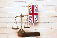 British Law and Justice Stock Images